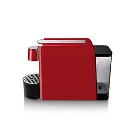 Кафе машина Cafés Richard Ventura червена + подарък 1 кутия кафе