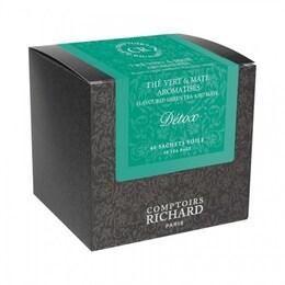 Comptoirs Detox  Зелен чай 40бр сашета