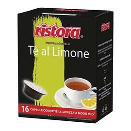 Ristora Te Al Limone, Lavazza A Modo Mio съвместими капсули чай
