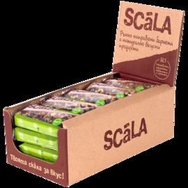 Scala барче със смокини, орехи и шоколад