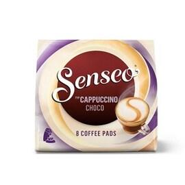 Senseo Cappuccino Choco 8бр пада за Senseo кафемашина