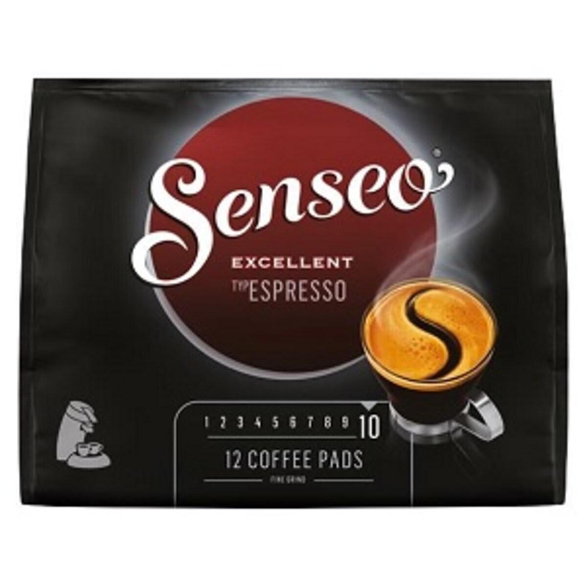 Senseo Excellent espresso 12бр пада за Сенсео кафемашина