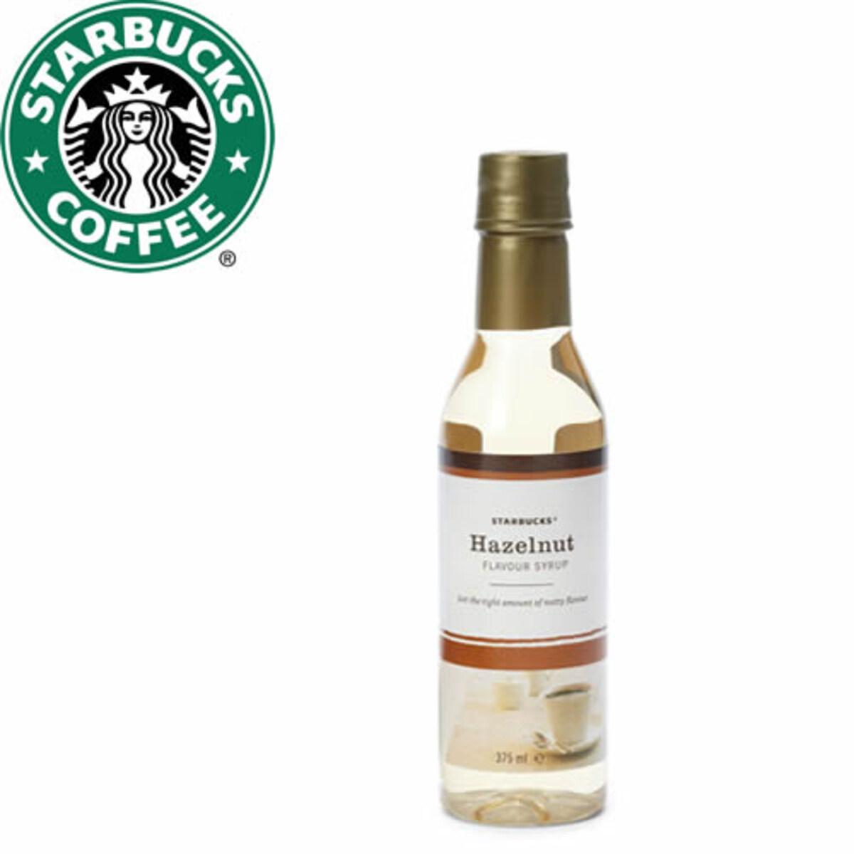 Starbucks лешник сироп 375мл