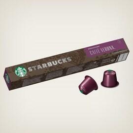 Starbucks Caffe Verona 10бр Nespresso съвместими капсули