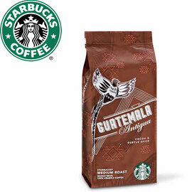 Starbucks Guatemala Antigua кафе на зърна 250гр