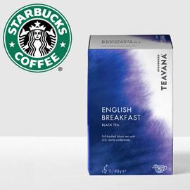 Starbucks Teavana English Breakfast черен чай 12бр сашета