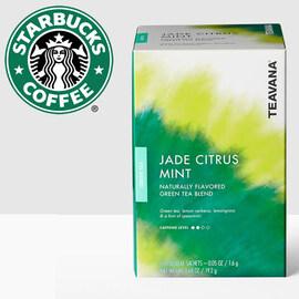 Starbucks Teavana Mint Citrus зелен чай 12бр сашета