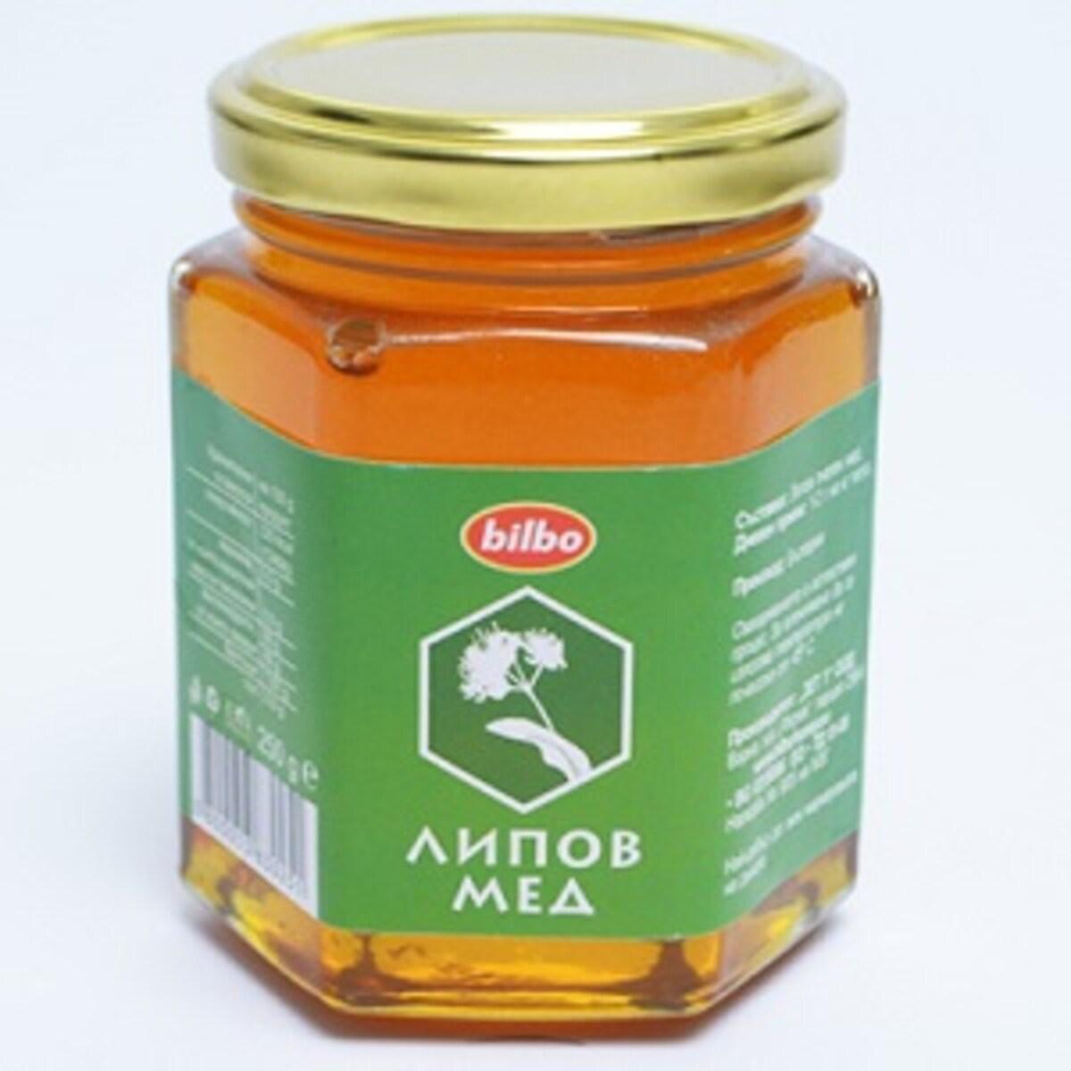 Bilbo Липов мед, 250гр