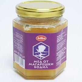 Bilbo мед Магарешки бодил, 250гр