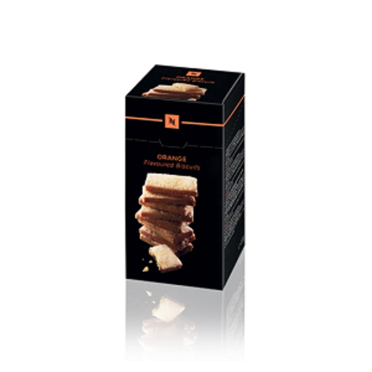 Nespresso Orange Flavoured Biscuits