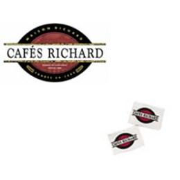 Cafes Richard - опаковани бучки захар- 1188бр