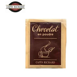 Cafés Richard Chocolat en poudre - Горещ шоколад на прах в пакетче, 20гр