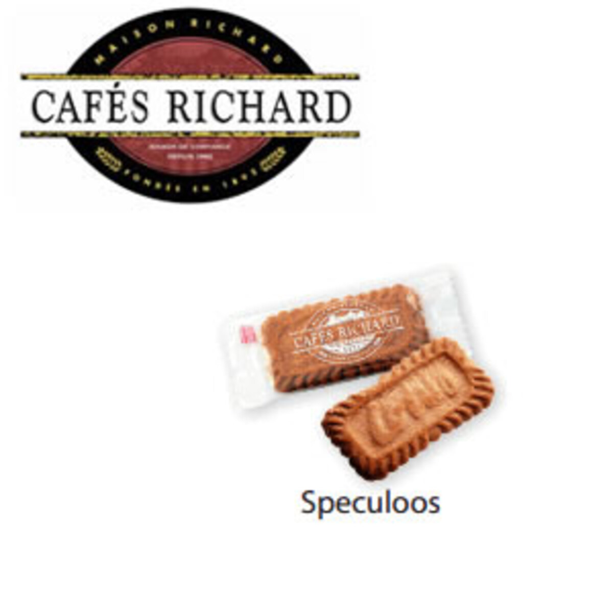 Cafés Richard Lotus Biscuits - 300бр бисквитки