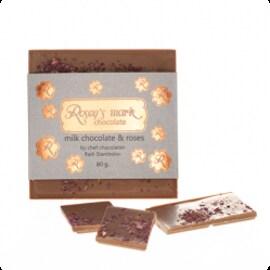 Rosey's mark млечен шоколад с рози