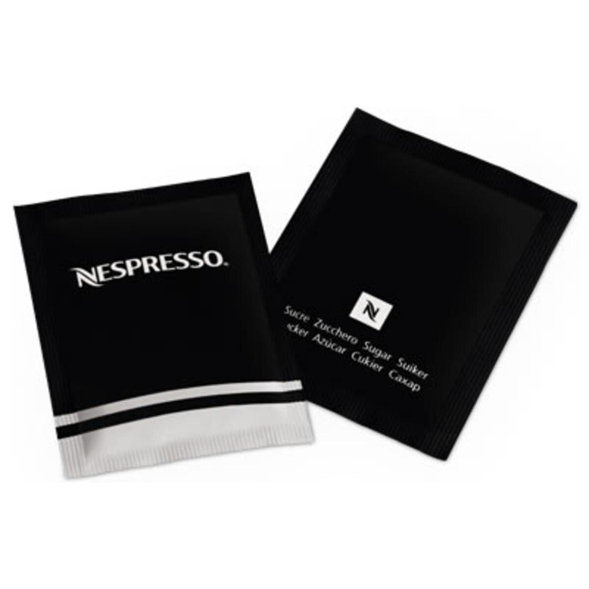 Nespresso бяла захар в пакетчета 100бр по 4гр