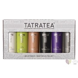Tatratea подаръчен комплект  чаени ликьори