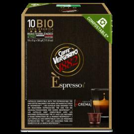 Vergnano Bio Nespresso съвместими капсули
