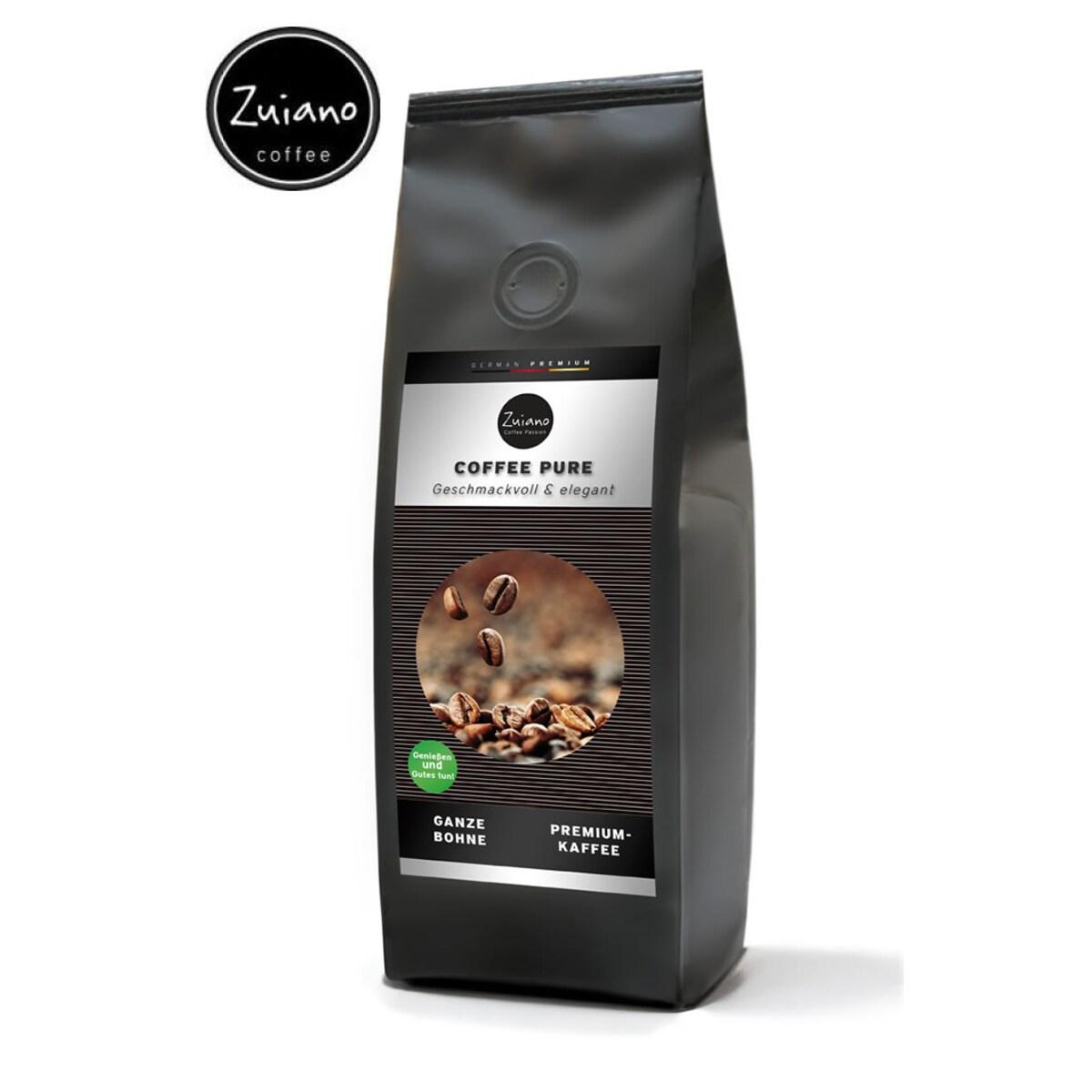 Zuiano Coffee Pure - кафе на зърна - 250 гр