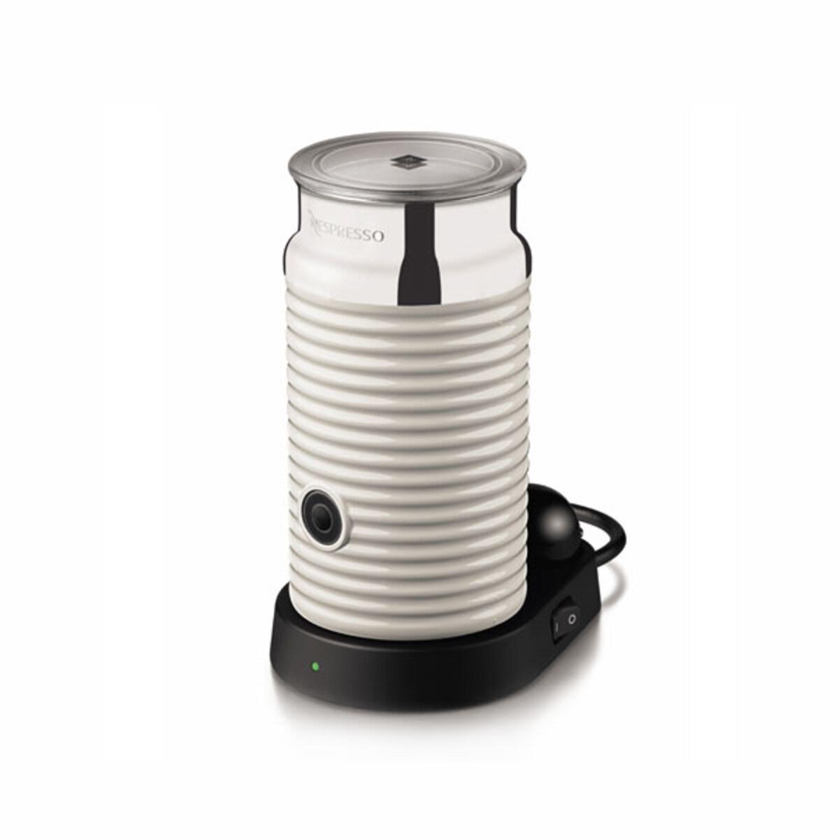 Nespresso Aeroccino 3 - кремаво