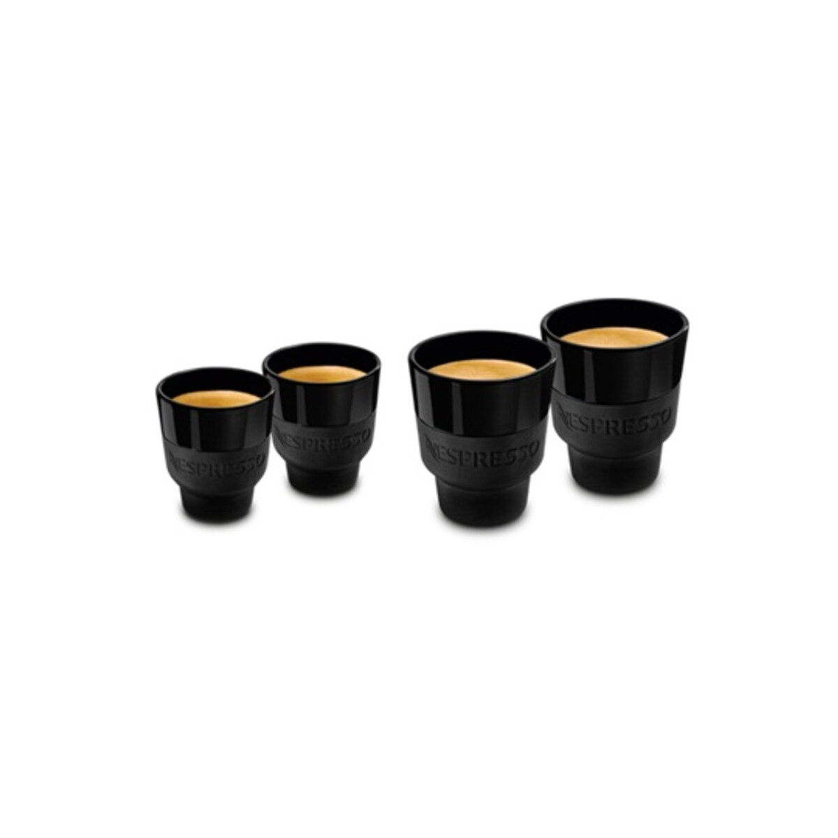 Комплект чаши Nespresso TOUCH Espresso & Lungo