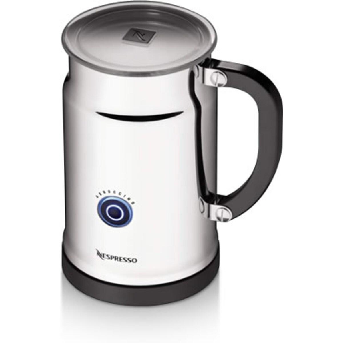 Nespresso Aeroccino+ - сребристо