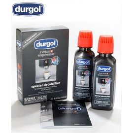 Durgol - универсален препарат за почистване на котлен камък за кафе машини