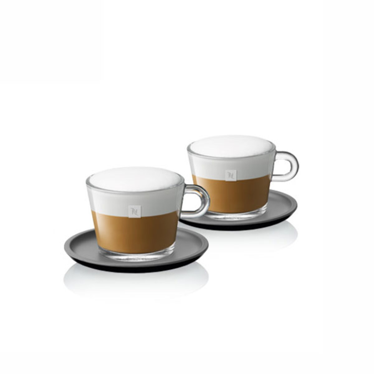 Nespresso View Cappuccino cup & saucer