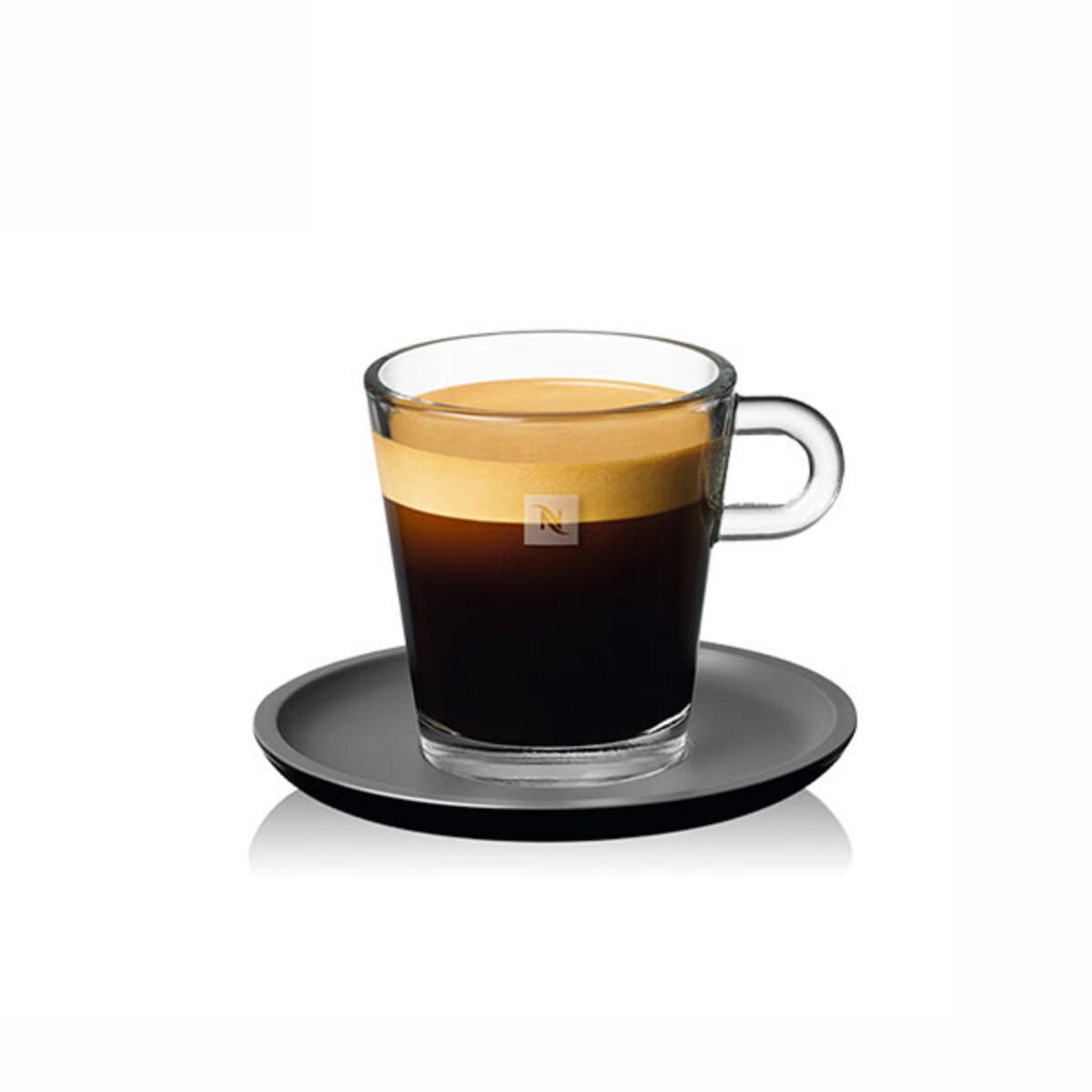 Nespresso Glass Lungo