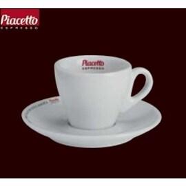 Tchibo Piacetto Espresso - комплект порцеланови чаши за еспресо, 6 бр, 50мл