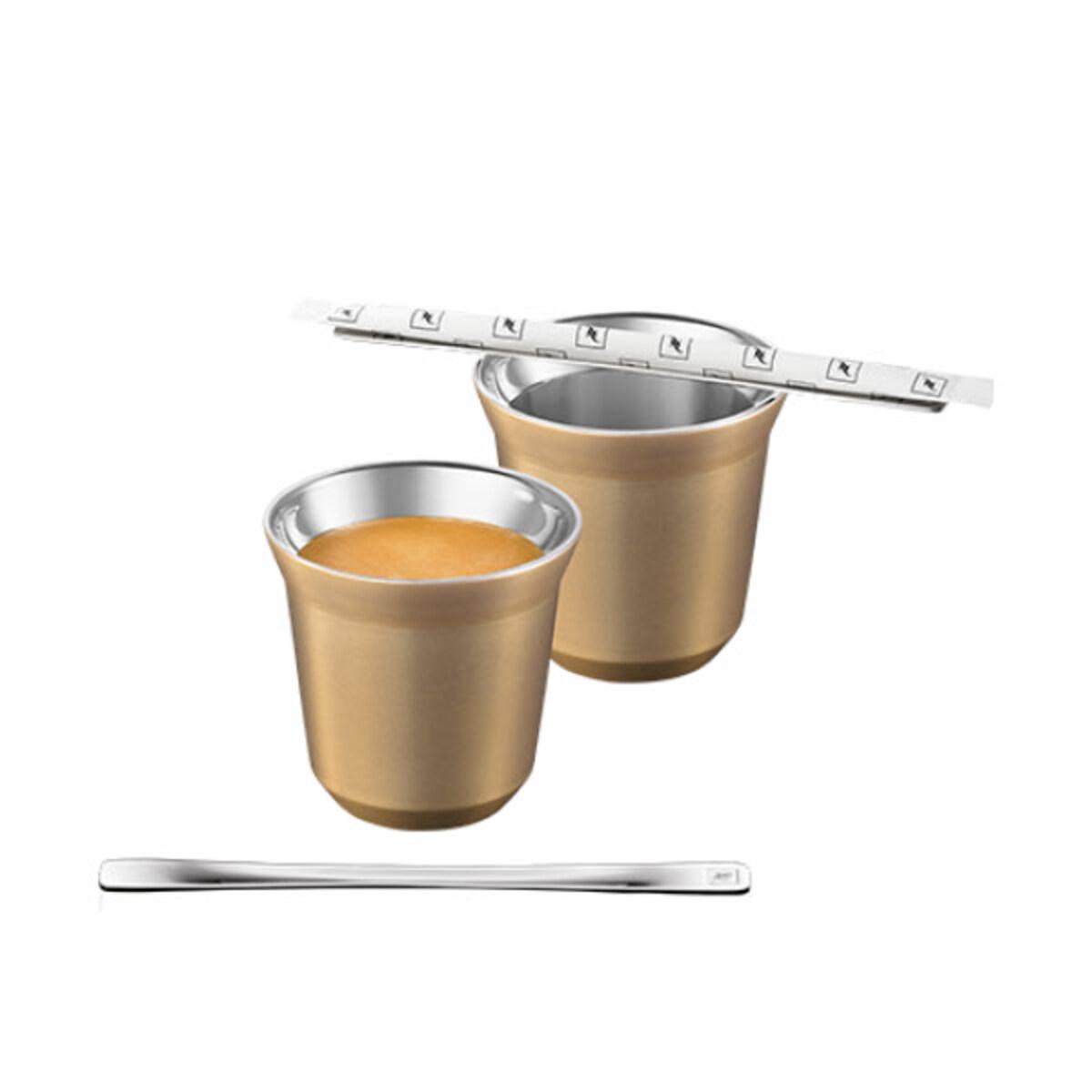 Nespresso чаши Pixie Espresso Dulsao do Brasil