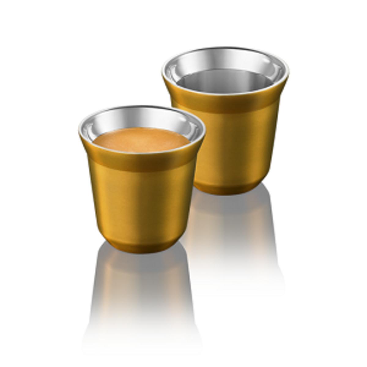Nespresso чаши Pixie Espresso Volluto