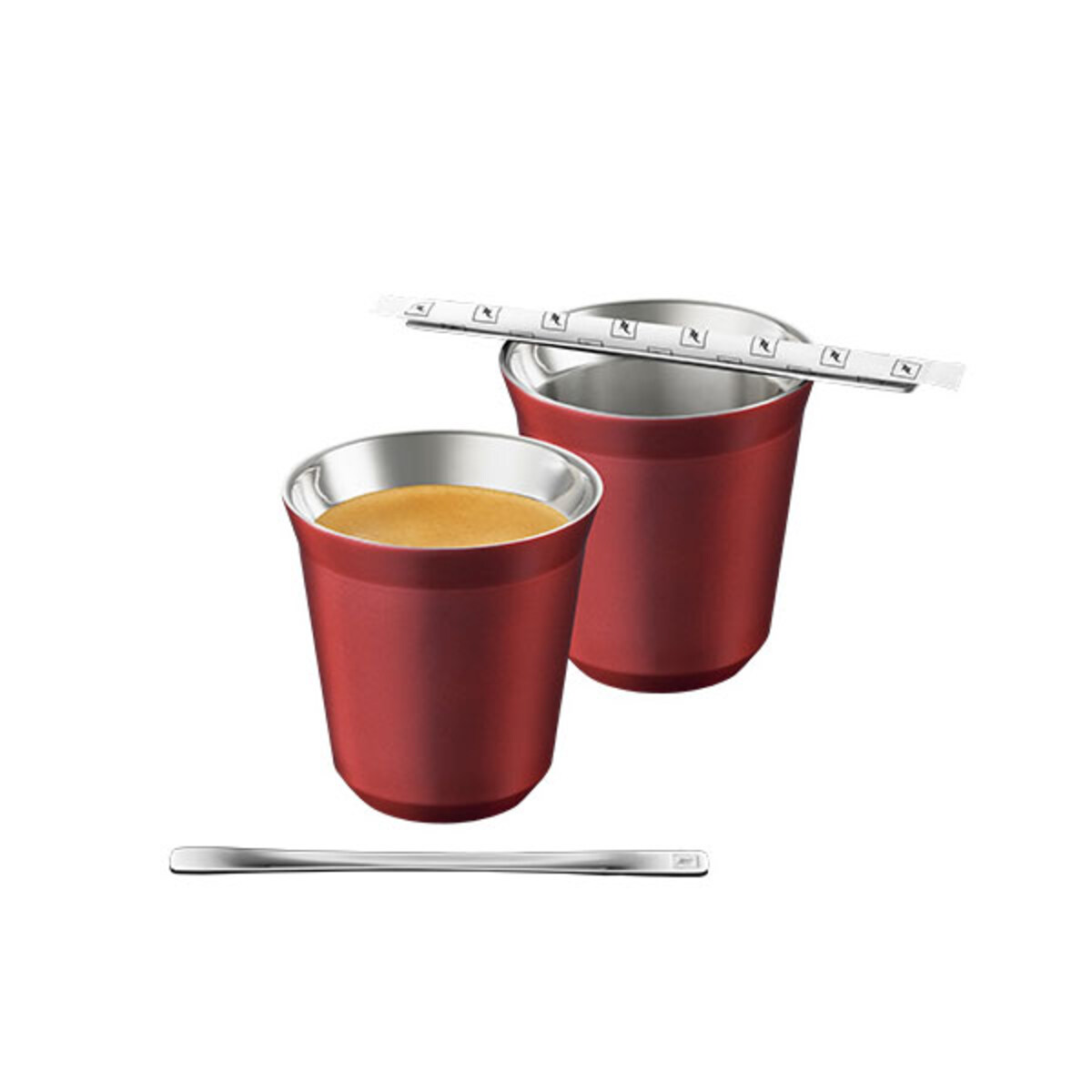 Nespresso чаши Pixie Espresso Decaffeinato