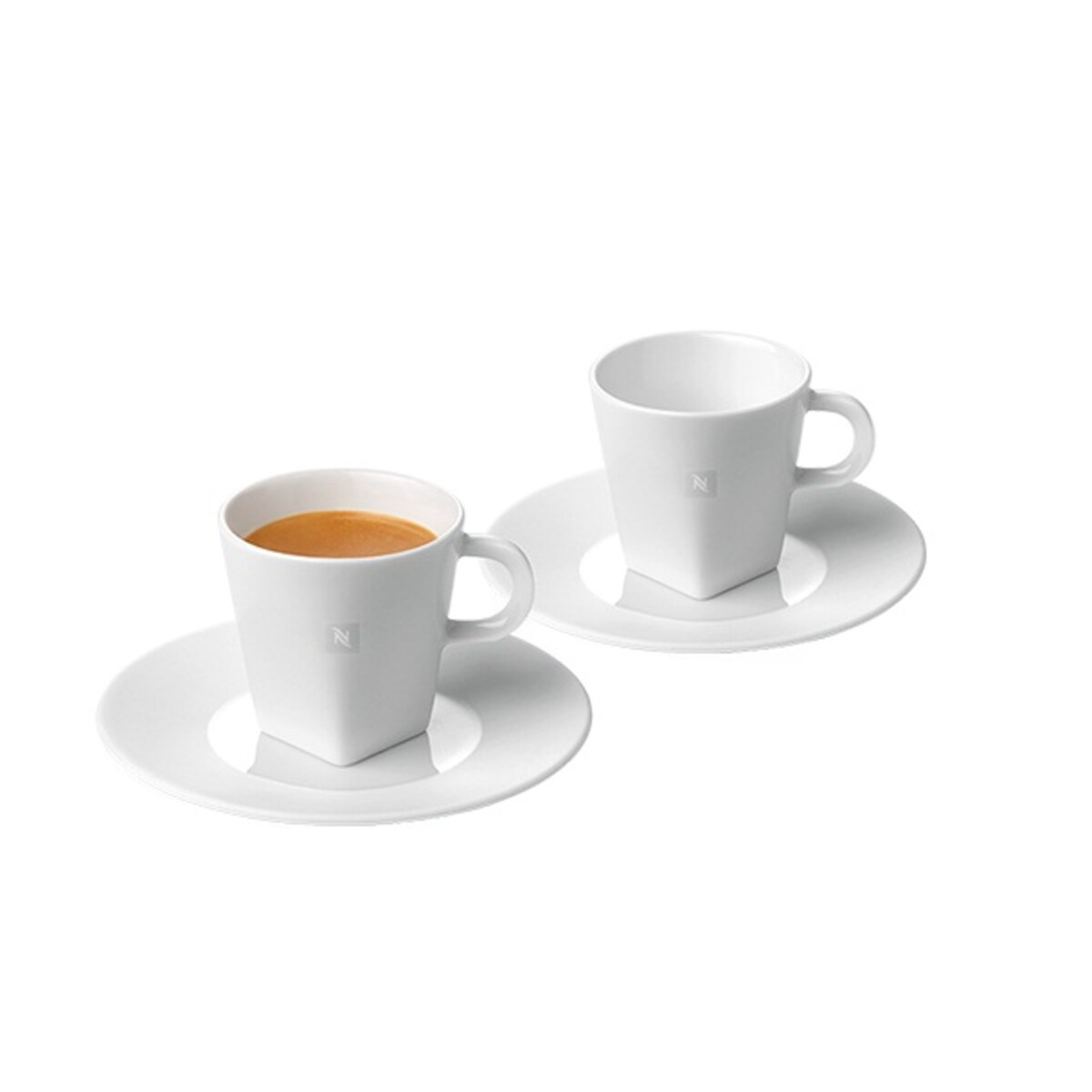 Nespresso Pure Espresso Collection - Комплект чаши за еспресо, 2бр