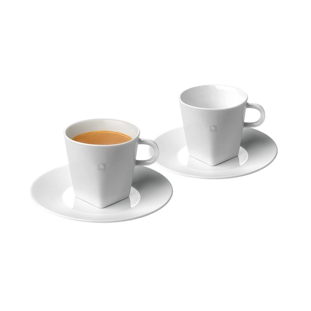 Nespresso Pure Lungo Collection - Комплект чаши за лунго, 2 бр