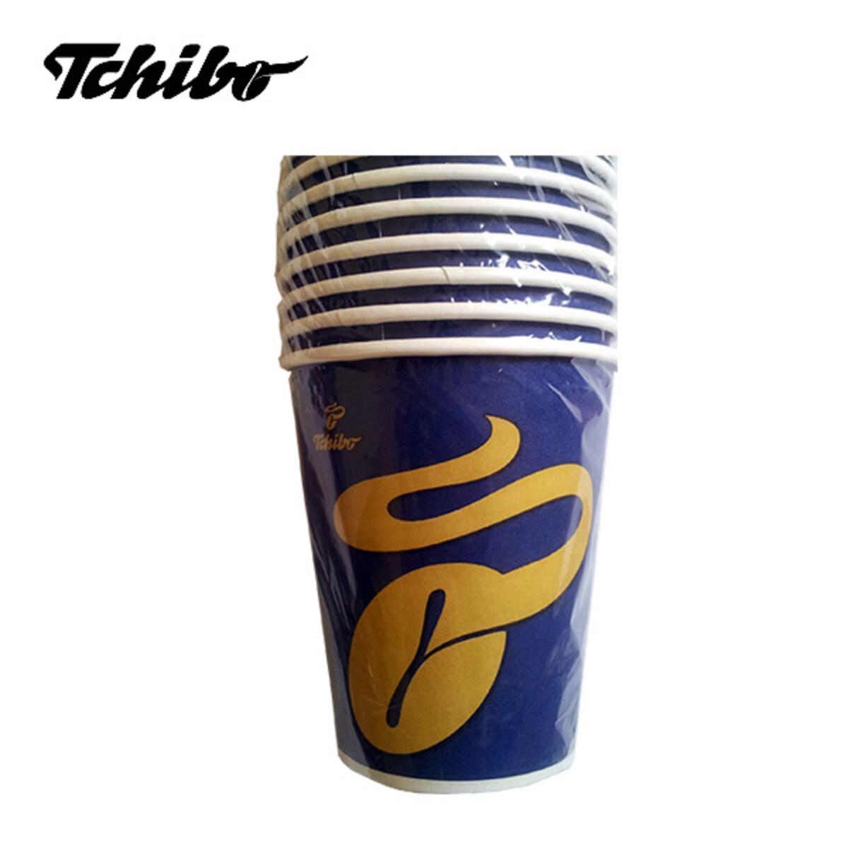 Картонени чаши Тчибо - 50бр, 200мл