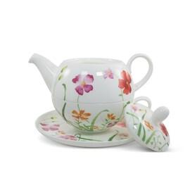 Порцеланов комплект за чай Tea for one Lotta