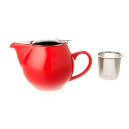 Порцеланов чайник  ZAARA RED, 05.л