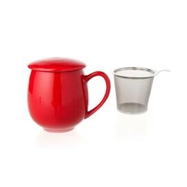 Чаша за чай ZAARA RED 350мл