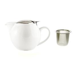 Порцеланов чайник  ZAARA бял 500мл