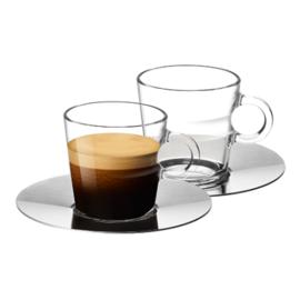 Nespresso View Lungo cup & saucer