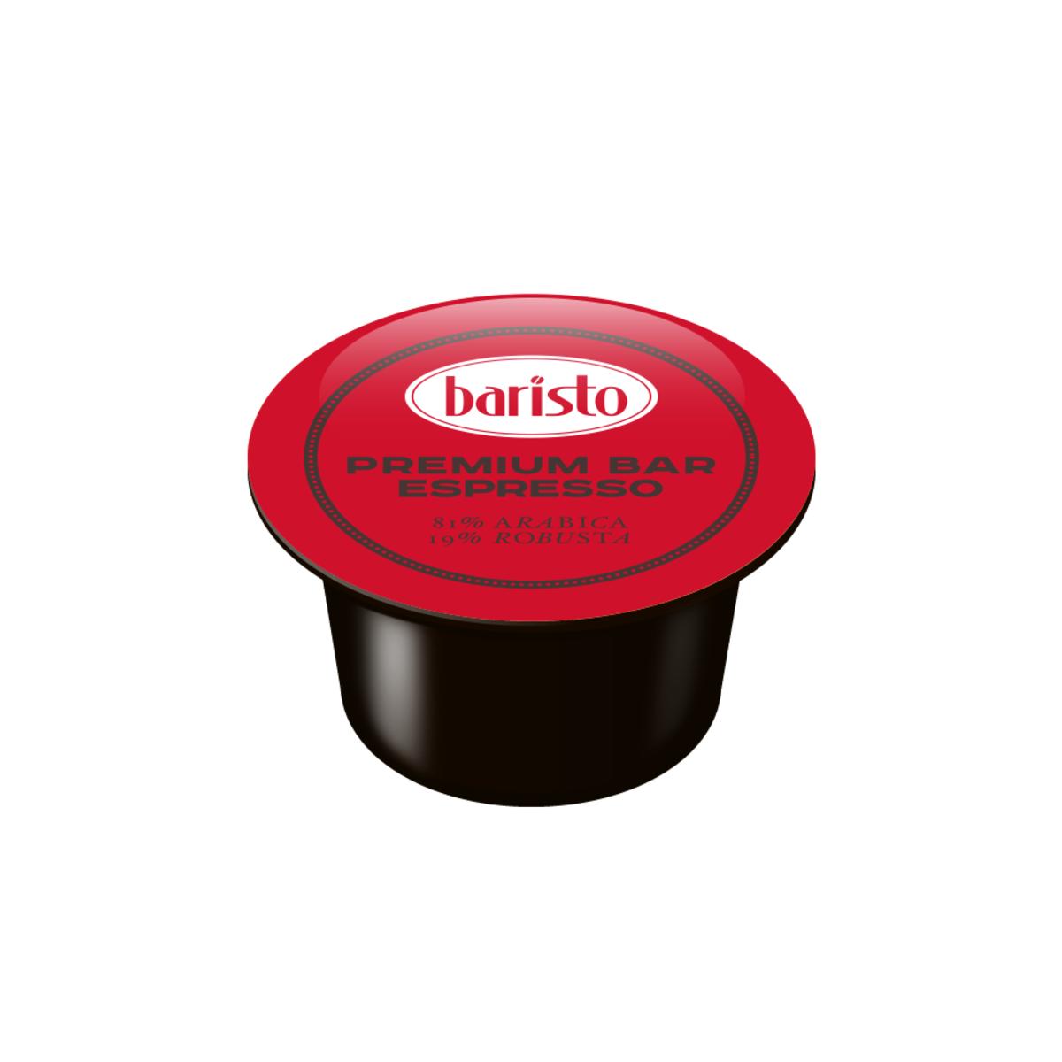 Baristo Premium Bar Espresso капсули за Lavazza Blue