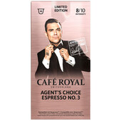 Cafe Royal Agent's Choice No.3 Espresso капсули за Nespresso кафемашина