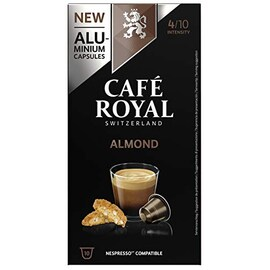 Cafe Royal Almond 10бр капсули за Nespresso кафемашина