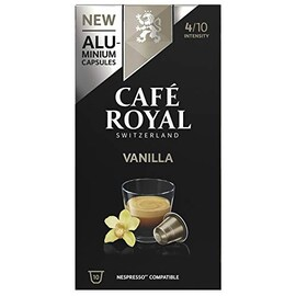 Cafe Royal Vanilla 10бр капсули за Nespresso кафемашина