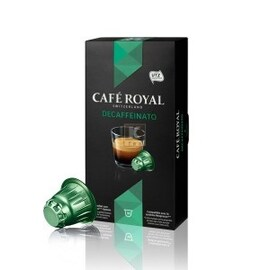 Café Royal Decaffeinato съвместими Nespresso капсули