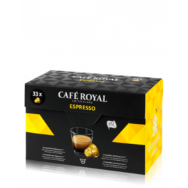 Cafe Royal Espresso 33бр капсули за Nespresso кафемашина