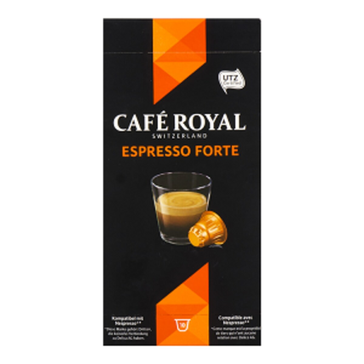Cafe Royal Espresso Forte 10бр капсули за Nespresso кафемашина
