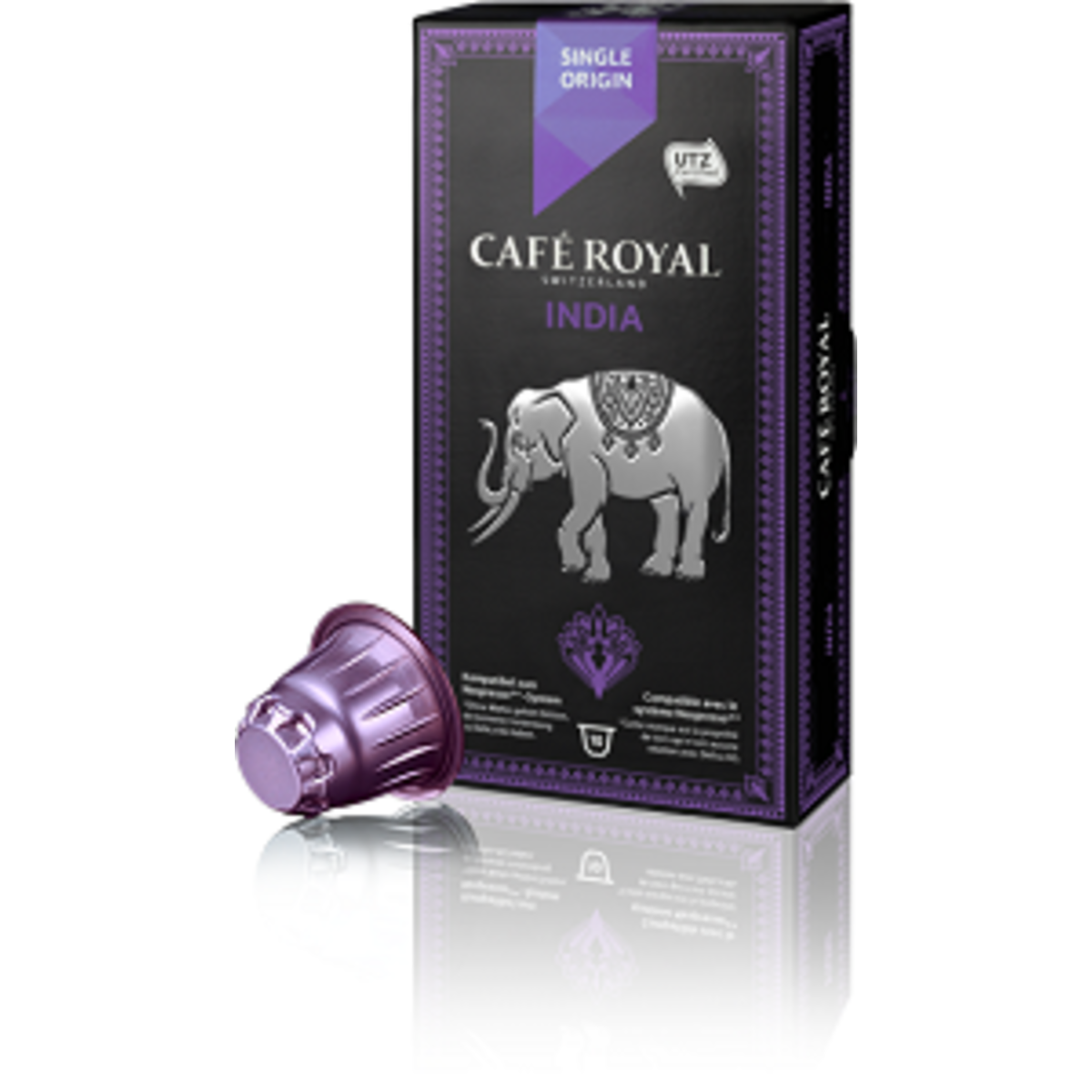 Café Royal India-  Nespresso съвместими капсули