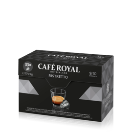 Cafe Royal Ristretto 33бр капсули за Nespresso кафемашина