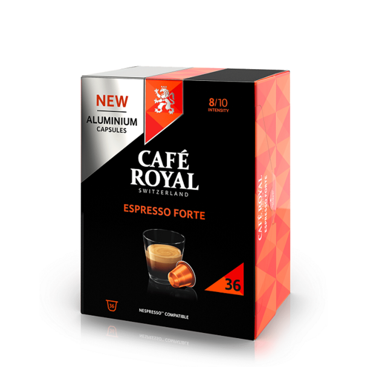 Cafe Royal Espresso Forte 36бр капсули за Nespresso кафемашина